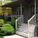 Aluminum-&-Glass-Railing-Installations-in-New-Home-in-Hamilton by aluminumwindowstoronto.ca