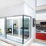 Aluminum Oversized Fix Window and Aluminum Oversized Tilt and Turn Door by aluminumwindowstoronto.ca