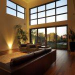Huge Aluminum glass wall with tilt and turn alumimum door system by aluminumwindowstoronto.ca