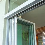 Commercial Exterior Folding Door Application-Aluminum Swing Doors