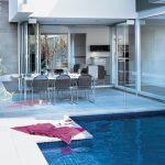 Residential Aluminum FOlding Doors