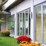 Residential Bi-Folding Doors installed in Oakvile