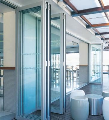 Commercial Exterior Folding Door Application-sliding-patio-doors-commercial