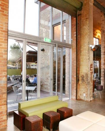 Commercial Exterior Folding Doors Installation