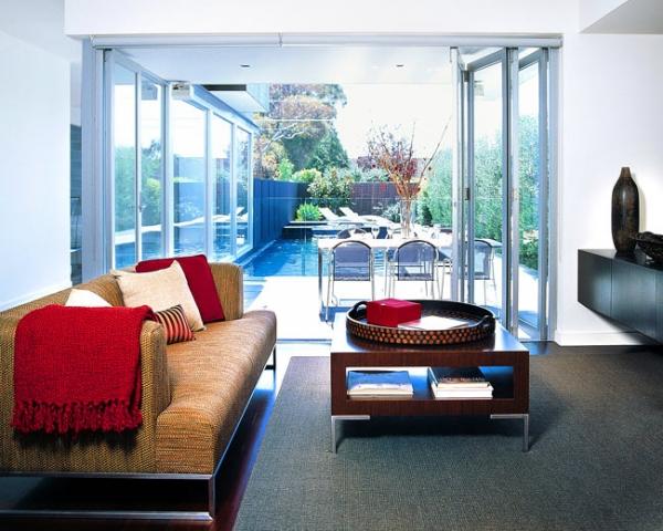 Residential Aluminum Bi-Folding Doors