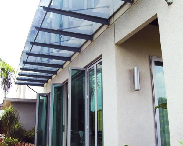 Residential aluminum folding doors for Residential sliding doors